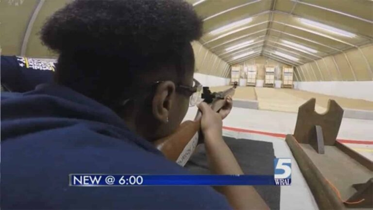 School to Teach Marksmanship, Safe Gun Handling at Indoor Rifle Range