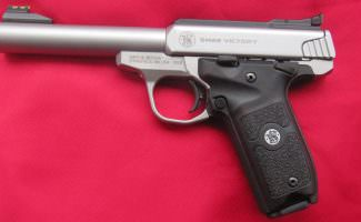 Victory for Smith-Wesson SW22 Pistol: A Review