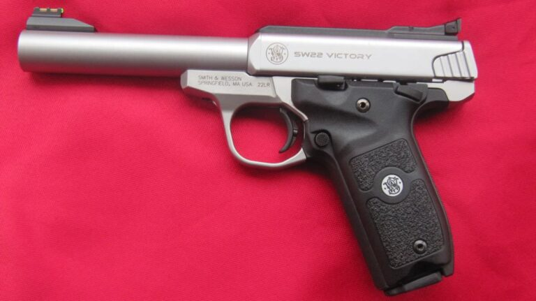 SW22 Victory Pistol Review