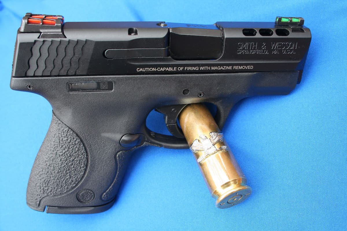 Ported Shield Top Sights