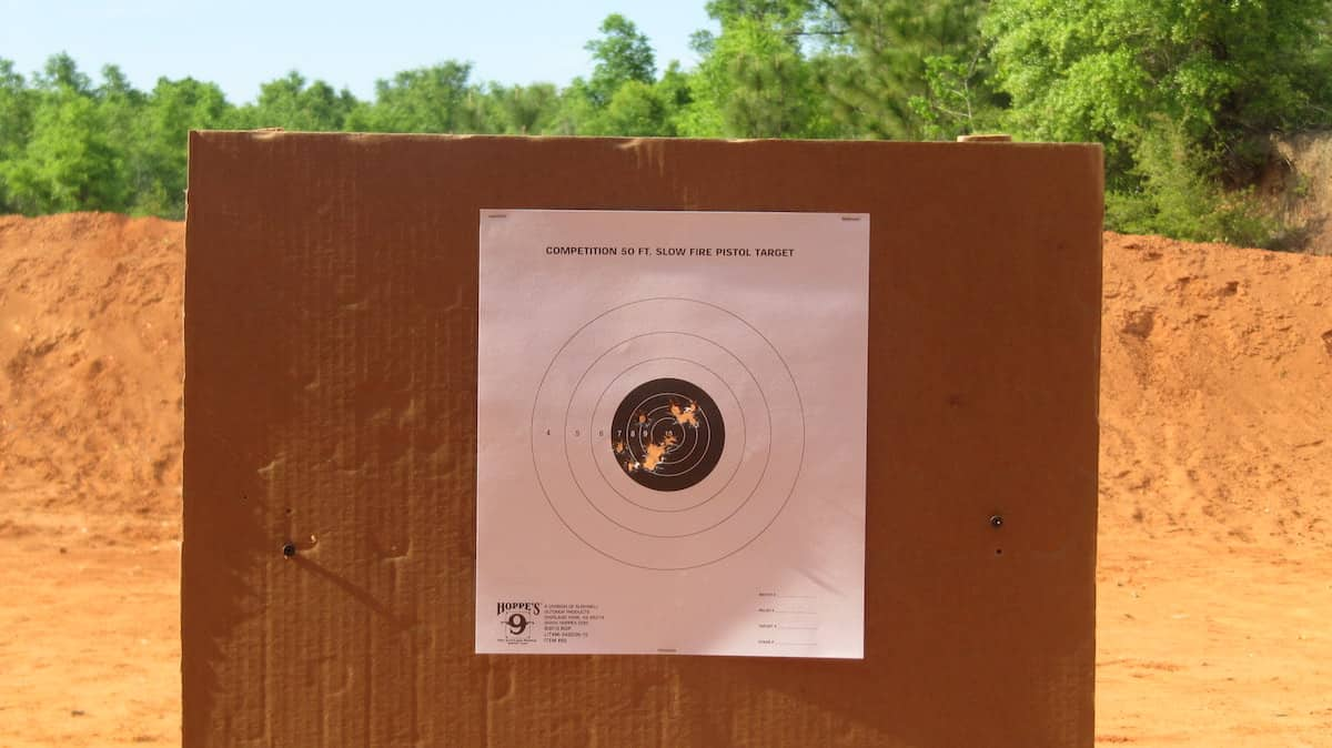 MP Shield - 25 Hits-7 yds fast fire