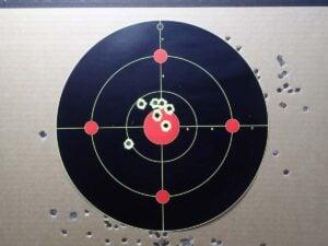"""Springfield Armory XDs 3.3"""" .40 Blazer Ammo Test"""