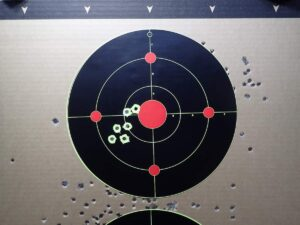 "Springfield Armory XDs 3.3"" .40 FMJ Test"