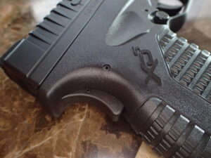 "Springfield Armory XDs 3.3"" .40 Grip Safety"