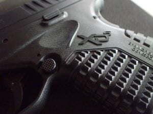 "Springfield Armory XDs 3.3"" .40 Grip"