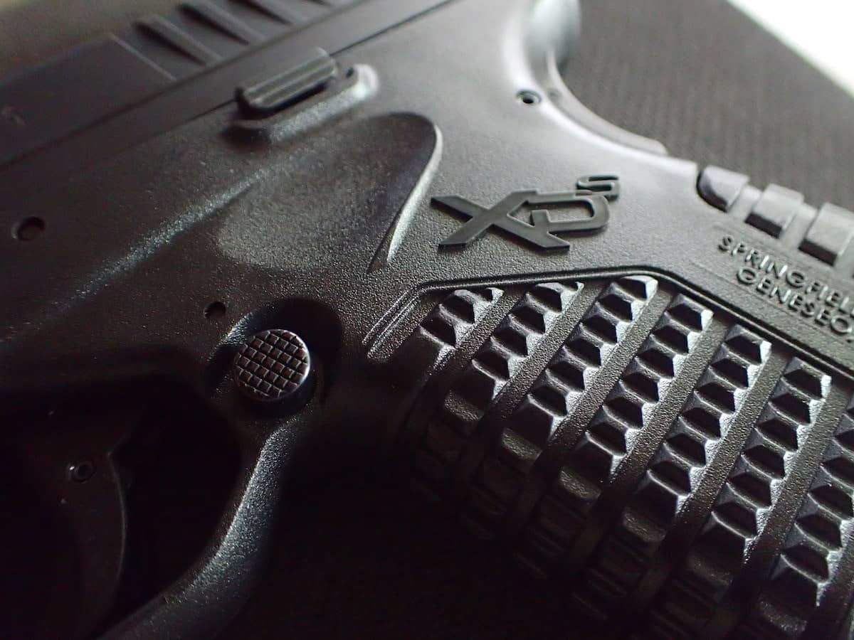 Springfield Armory XDs  3 3