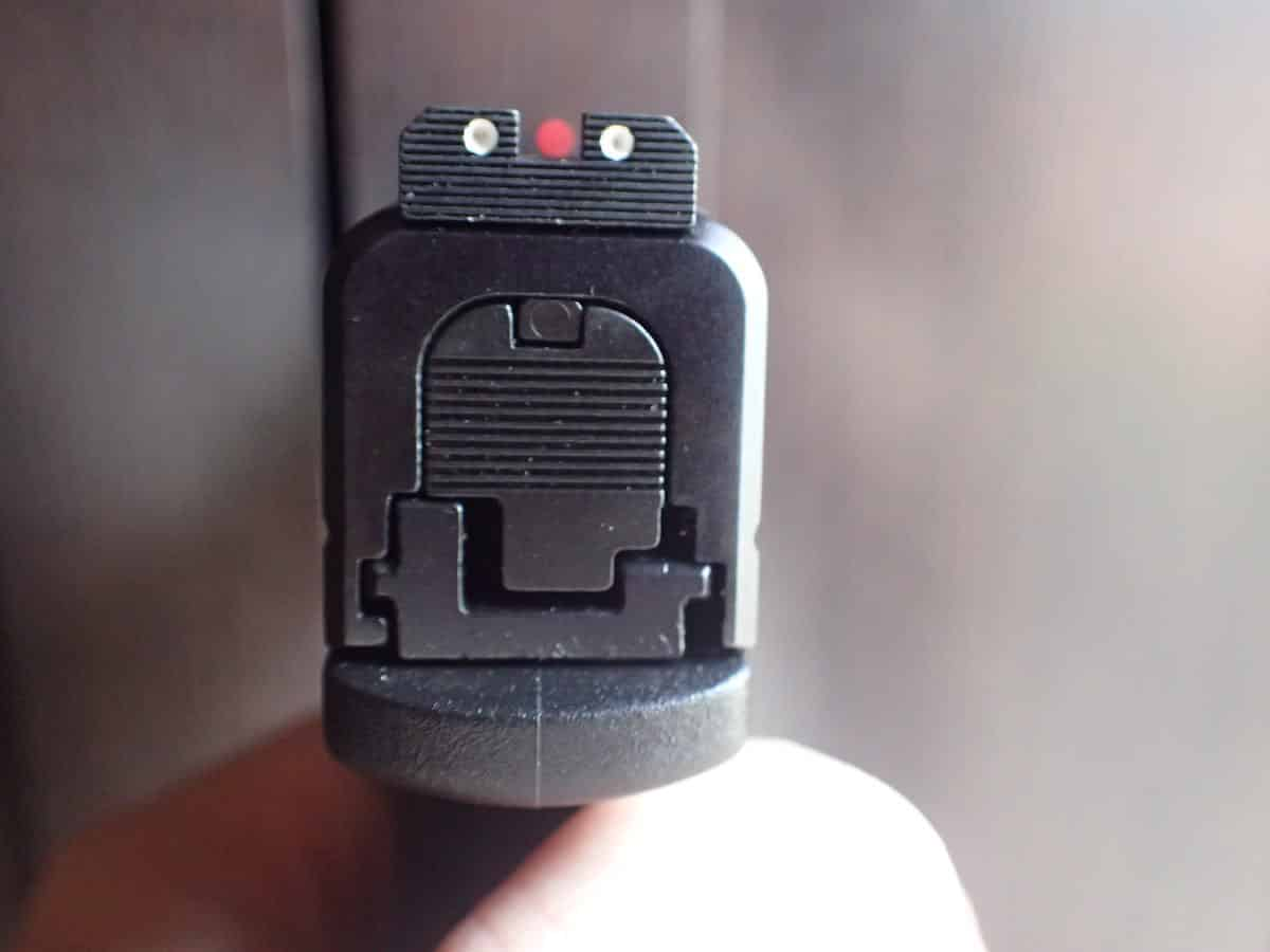 "Springfield Armory XDs 3.3"" .40 Front Sight"