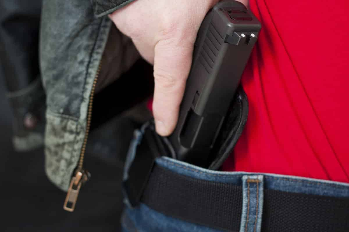 When To Draw Your Concealed Carry Handgun