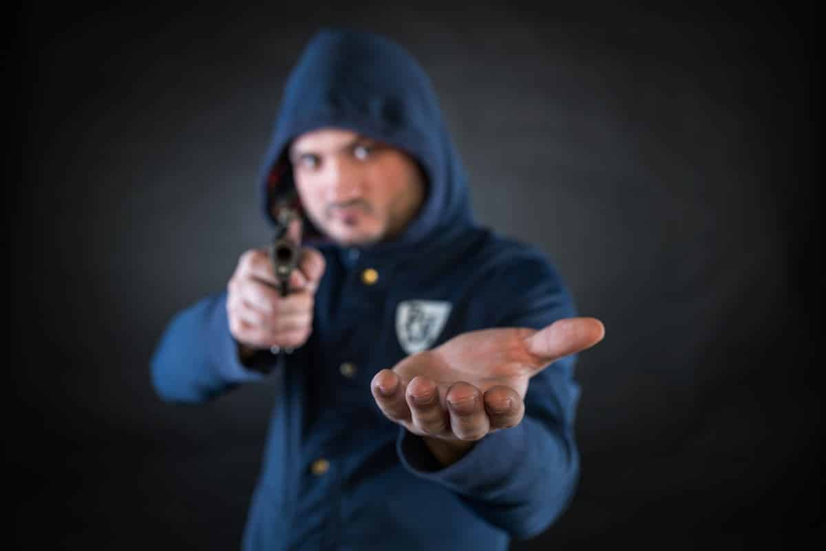 Flipping The Script On Your Attacker -- Getting The Upper Hand In A Gun Fight