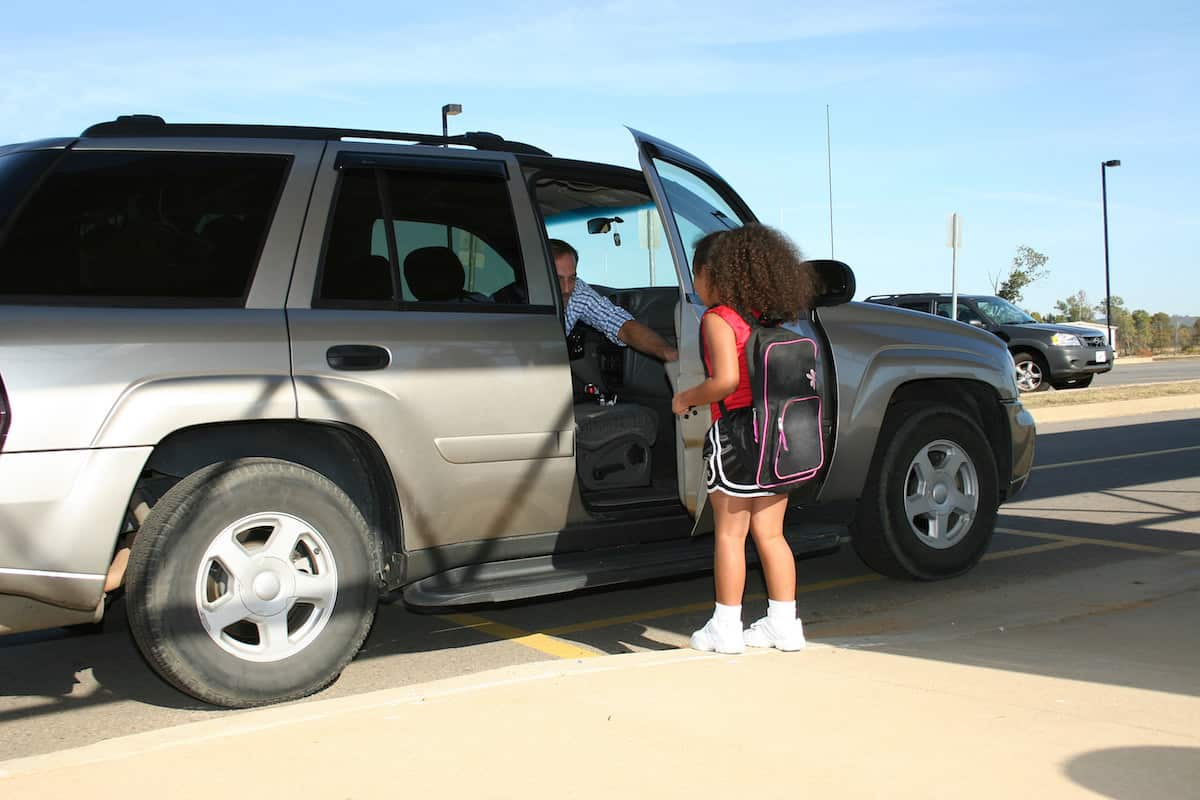 Picking Your Kids Up From School While Carrying Concealed