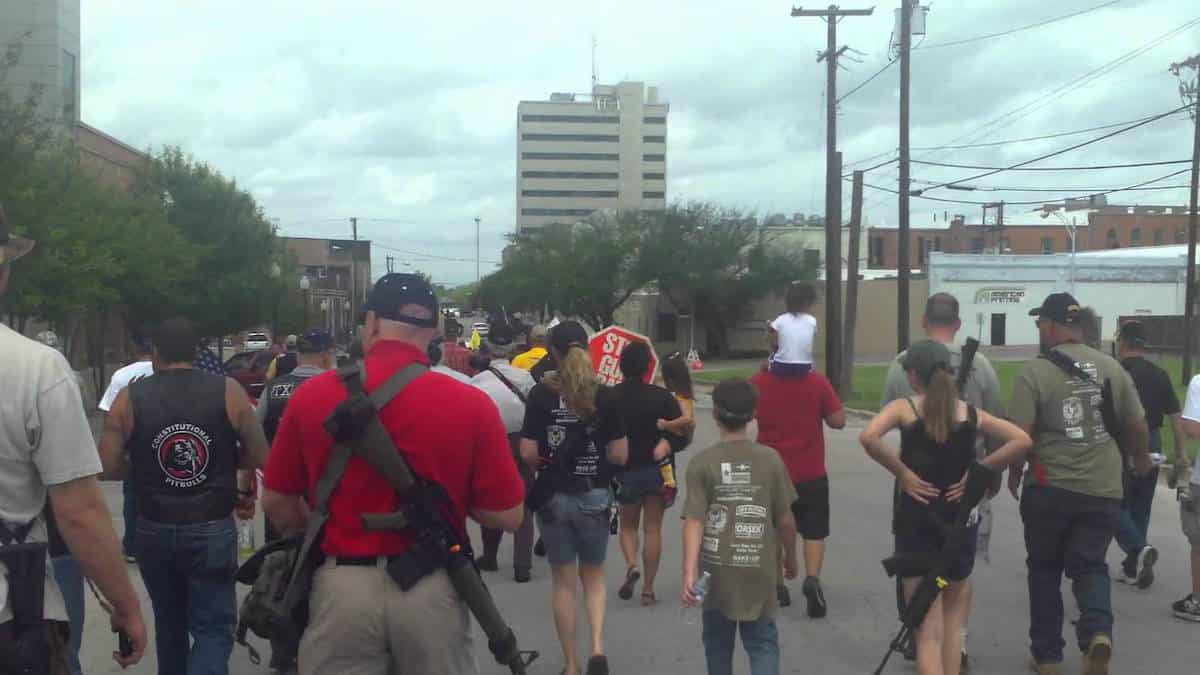 The Pros and Cons of Open Carry Demonstrations