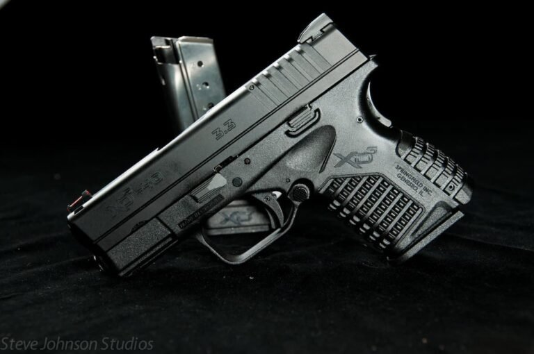 Springfield Armory XDs .3.3″ 40 Review