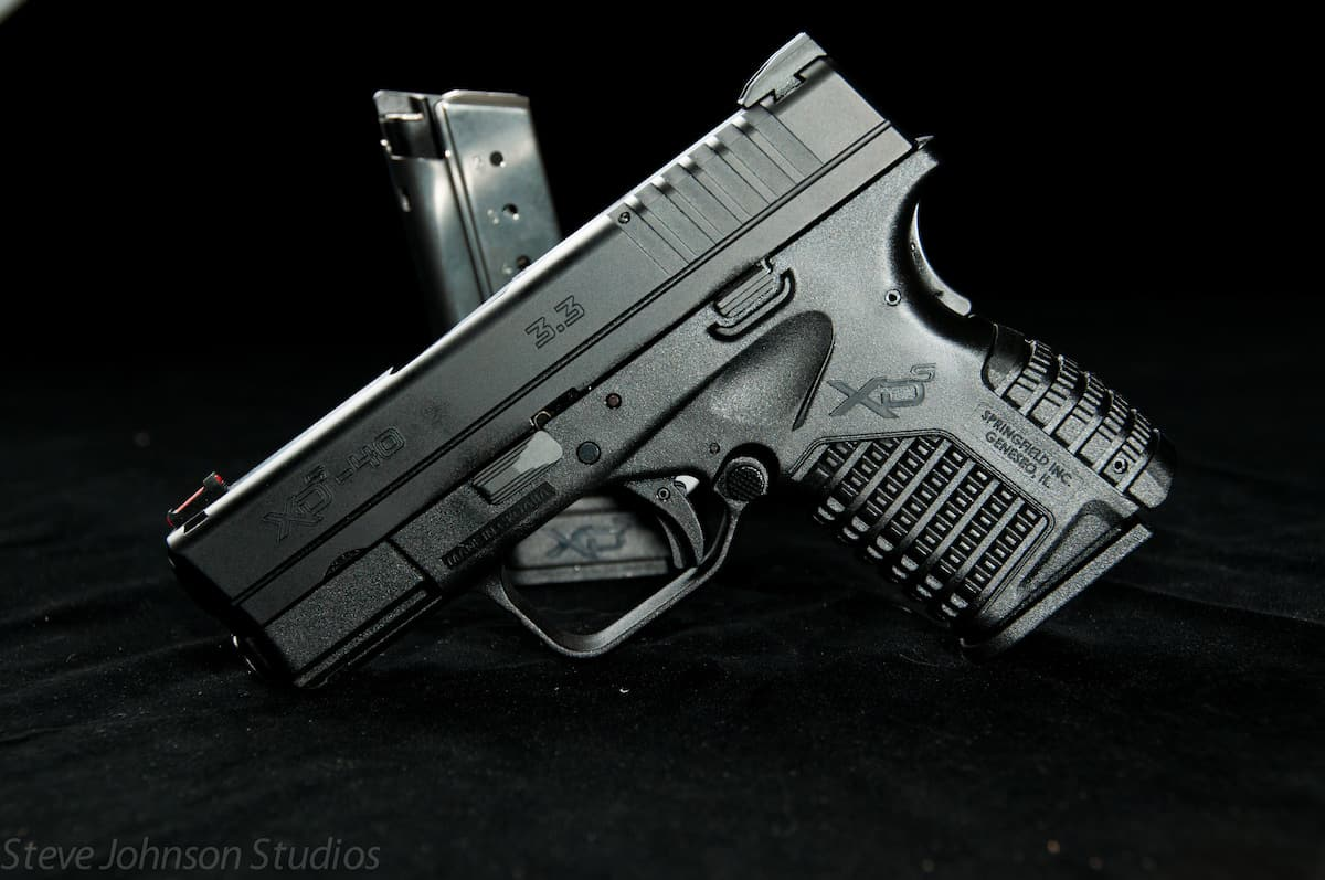 "Springfield Armory XDs .3.3"" 40 Review"