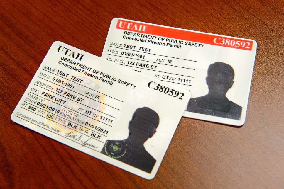 Utah Issues New CCW Permit Cards