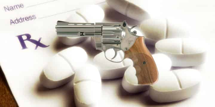 Should You Carry Concealed While on Painkillers?