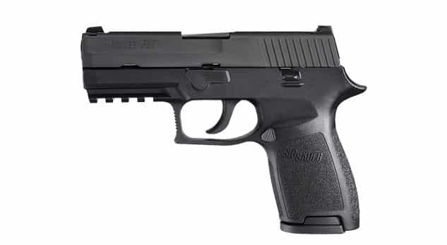 Sig Sauer P250 Compact Carry