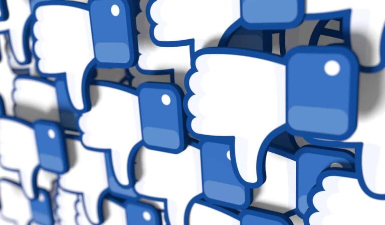 Press Release: Facebook Actively Suppressing News Distribution for the Gun Industry