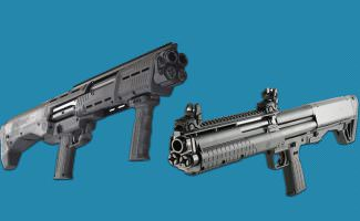 Review: Kel-Tec's KSG, Standard Manufacturing's DP-12 and the Future of Shotguns