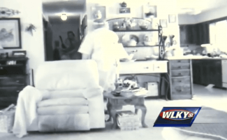 Burglar Shoots Dog, And That's When The Owner Returns Home