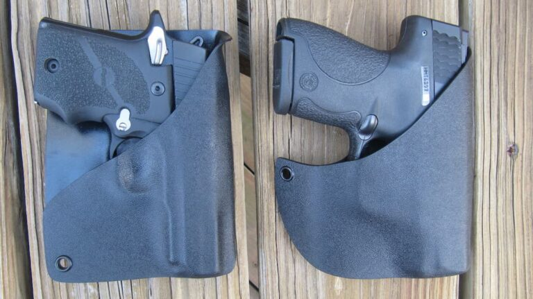 The Pocket Carry Method: Review of Alabama Holster's Pocket Holsters