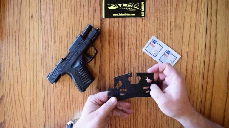 Talon Grips for the Springfield Armory XDs Review