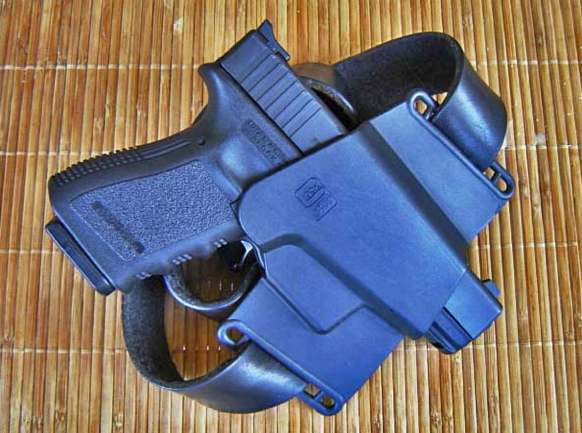 Glock holster and belt