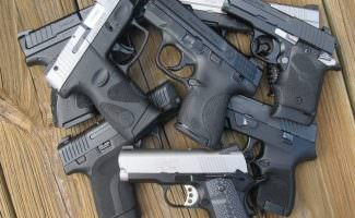 Comparison of 14 Top Subcompact 9mm Carry Pistols