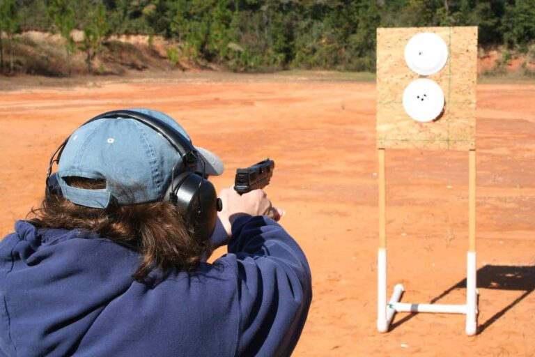 Handgun Testing Protocol for Concealed Carry Evaluation