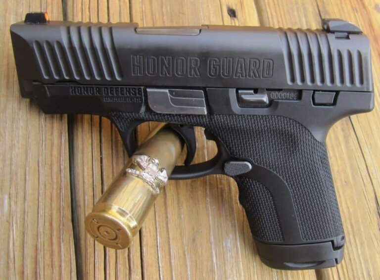 Honor Defense's Honor Guard 9mm Review