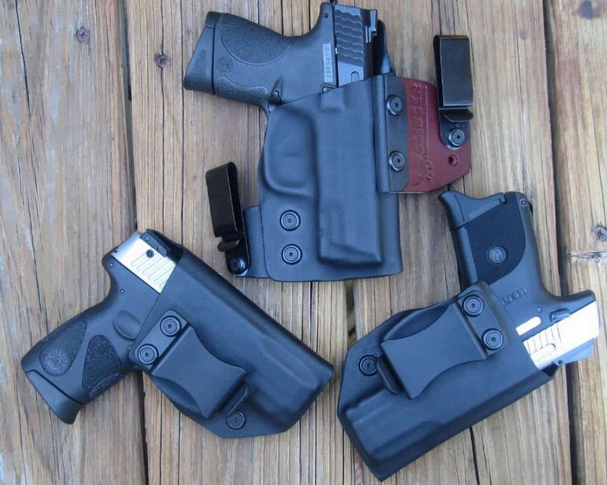 REVIEW: Clinger Holsters - IWB Hybrid and Belt-Clip Holsters