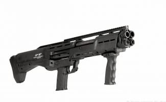 Standard Manufacturing's DP-12 Pump Shotgun