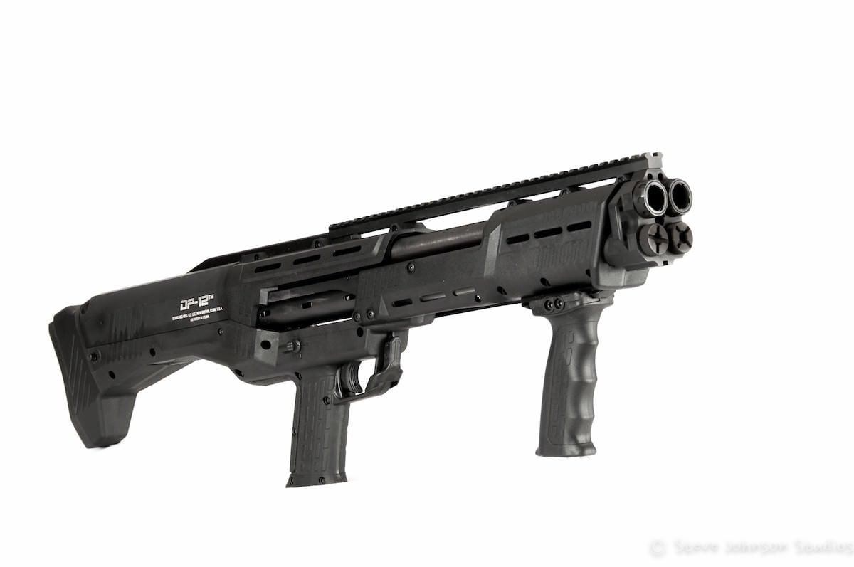 Standard Manufacturing's DP-12 Pump Shotgun