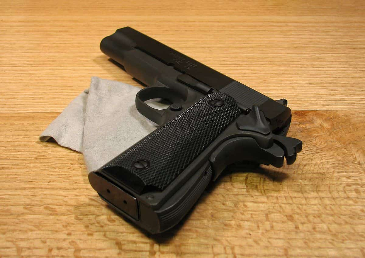 Is Cocked and Locked Carry Unsafe?