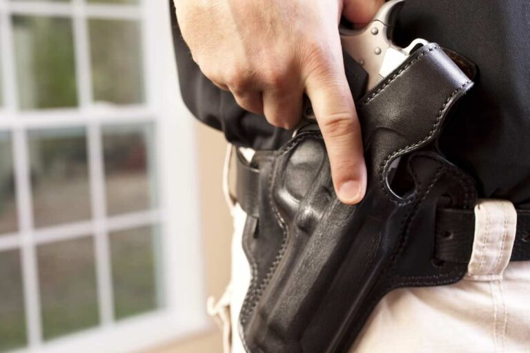 My Experiment in Open Carry, Part Two: Maiden Voyage