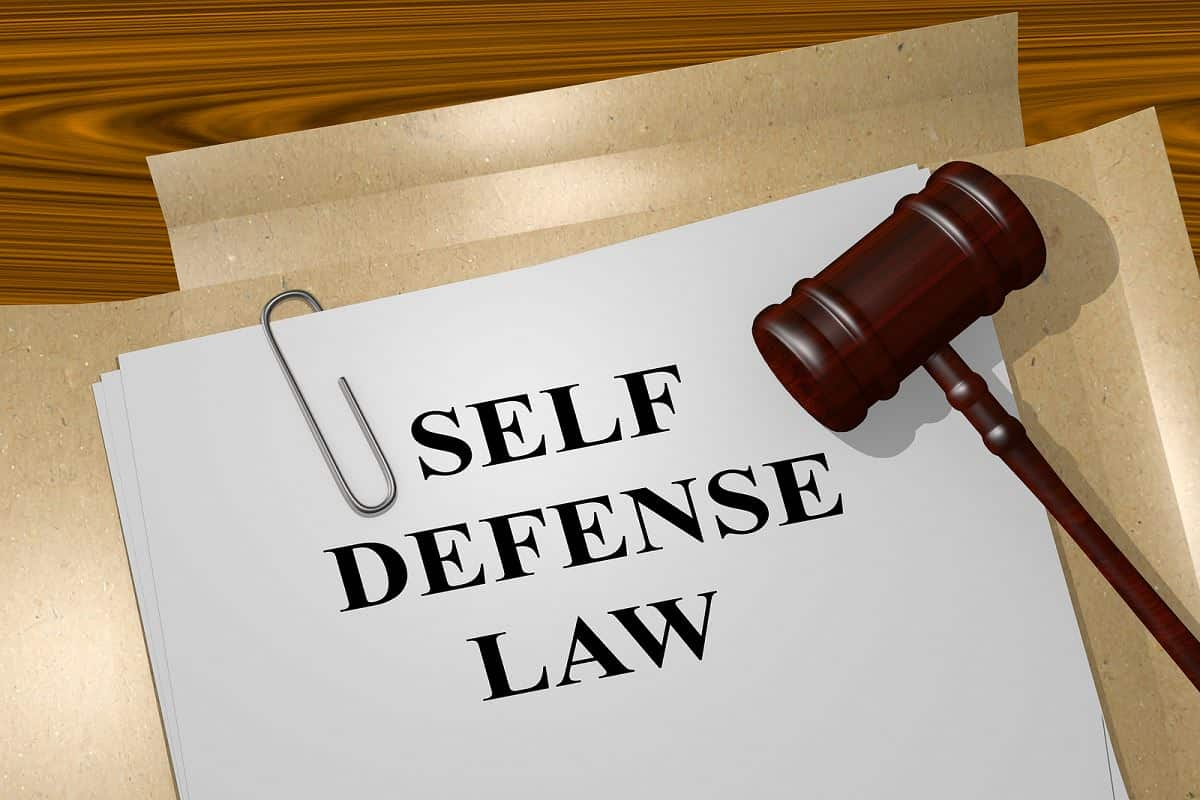 Self Defense Law