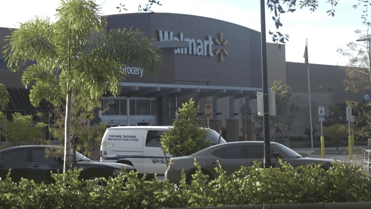 Walmart Employee Shoots, Kills Attacker