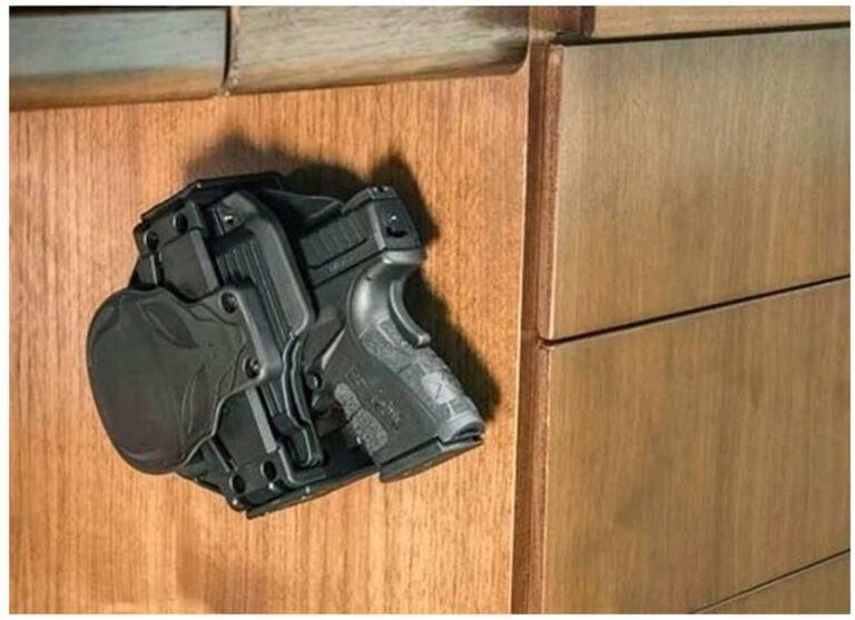 Review: Alien Gear Cloak Mod OWB Holster & Cloak Dock System