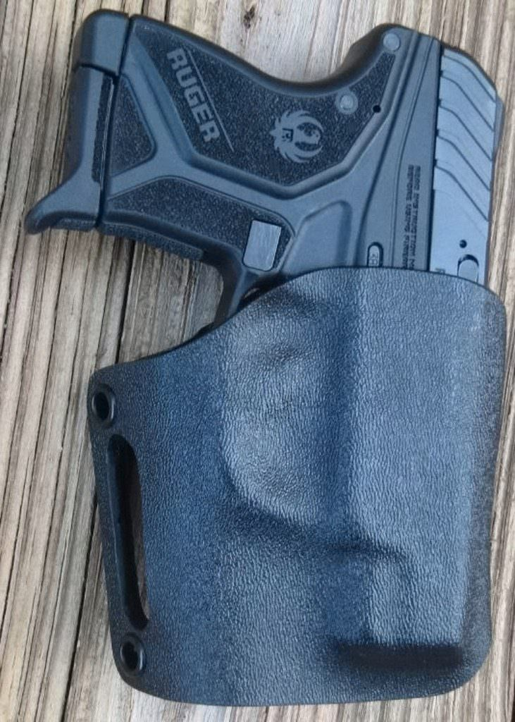AL Holster's OWB Avenger Holster and LCP II