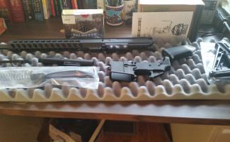 Building My Own AR-15, Part 1: 80% Lower Parts Kit