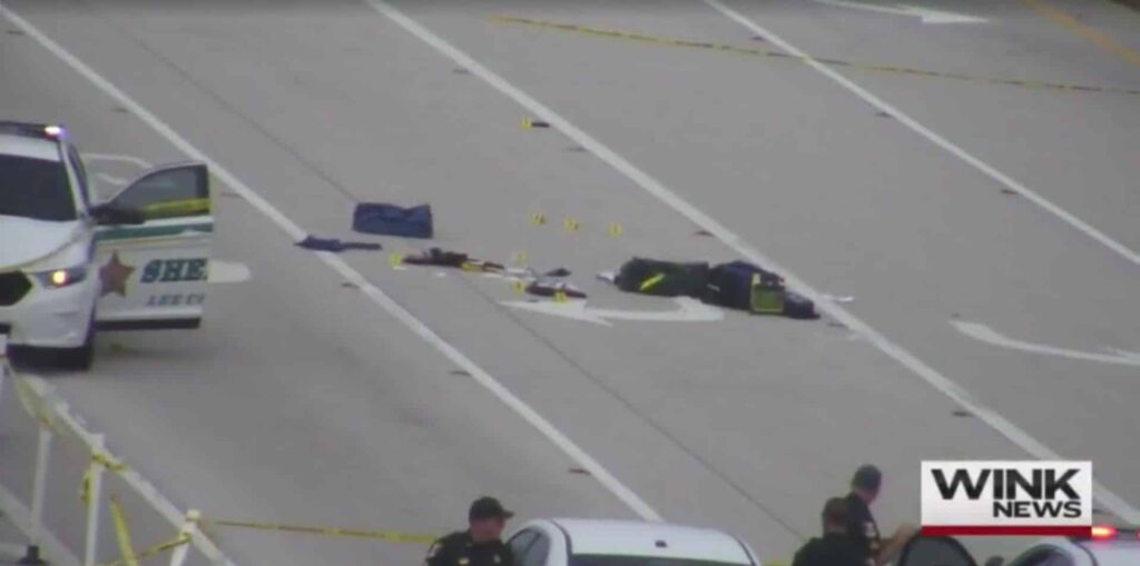 Florida Concealed Carrier Shoots a Criminal Off Deputy in Need