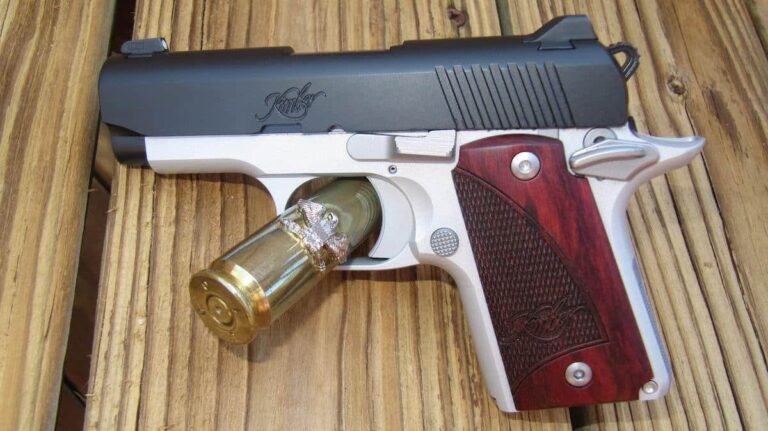 Kimber Micro 9mm for Concealed Carry Review