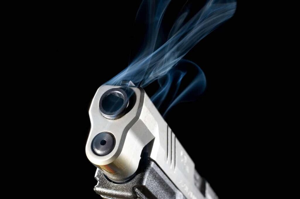 Pistol-Whipped Pizza Customer Fights Back - With His .45