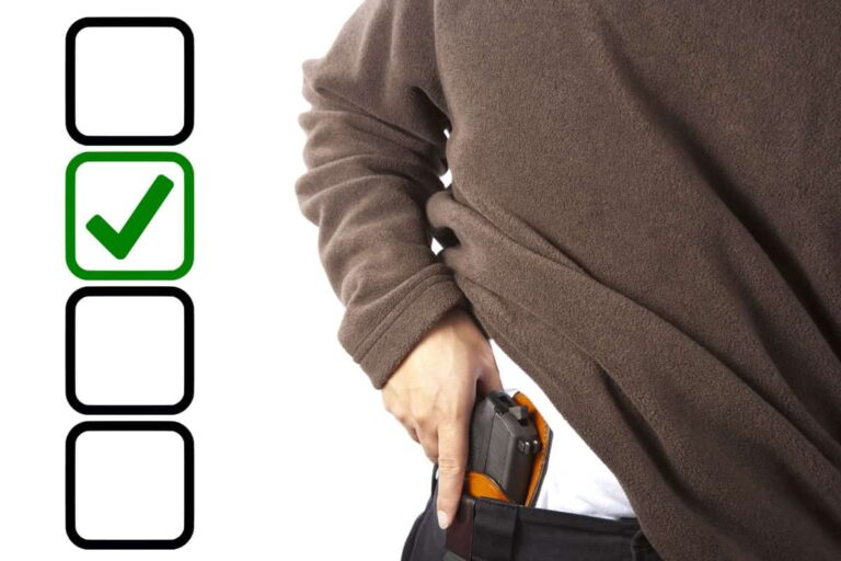 [POLL] Find Out What Type Of Concealed Carrier You Are