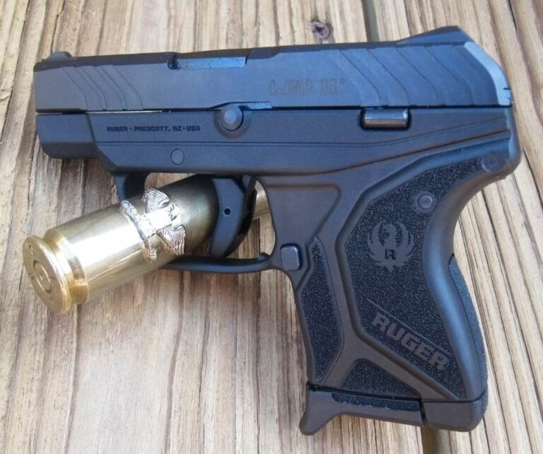 [FIREARM REVIEW] Ruger LCP II – Improvements to a Classic Carry Pistol