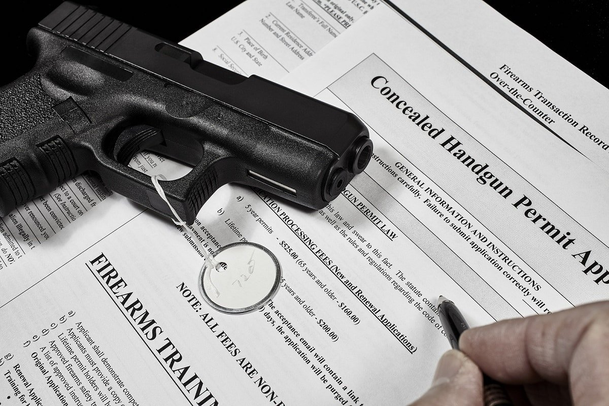 License for weapons, renewal. License for self-defense weapons