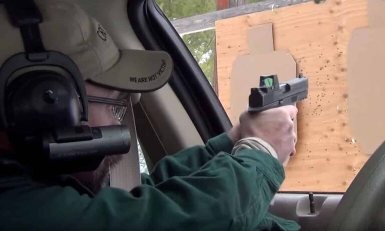 CCW Shooting from Vehicles: Techniques and Other Considerations