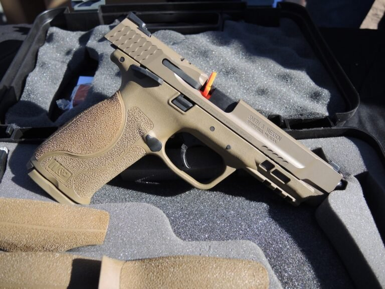 Top 3 Handguns We Tested at the Shot Show 2017 Range Day