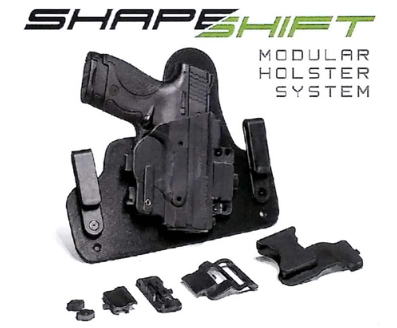 Alien Gear Announces the ShapeShift Modular Holster System
