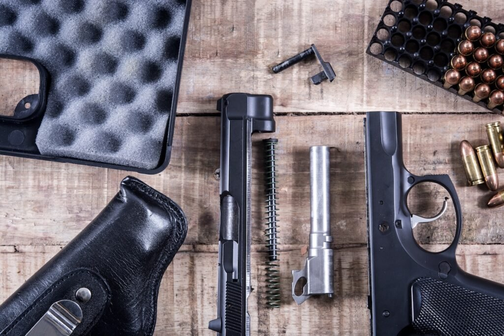 A Checklist of Ten Mandatory Actions To Take for Your New Gun