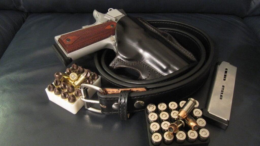 [FIREARM REVIEW] Colt 1911 XSE Combat Commander .45